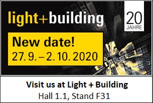 Light + Building 2020 postponed!!!