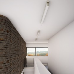 Aula stropní projekt