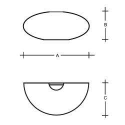 Asterion nástěnné nákres