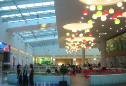 Nákupní centrum, Varna, Bulharsko
